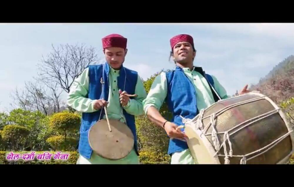 Dhol damu baji gena song download