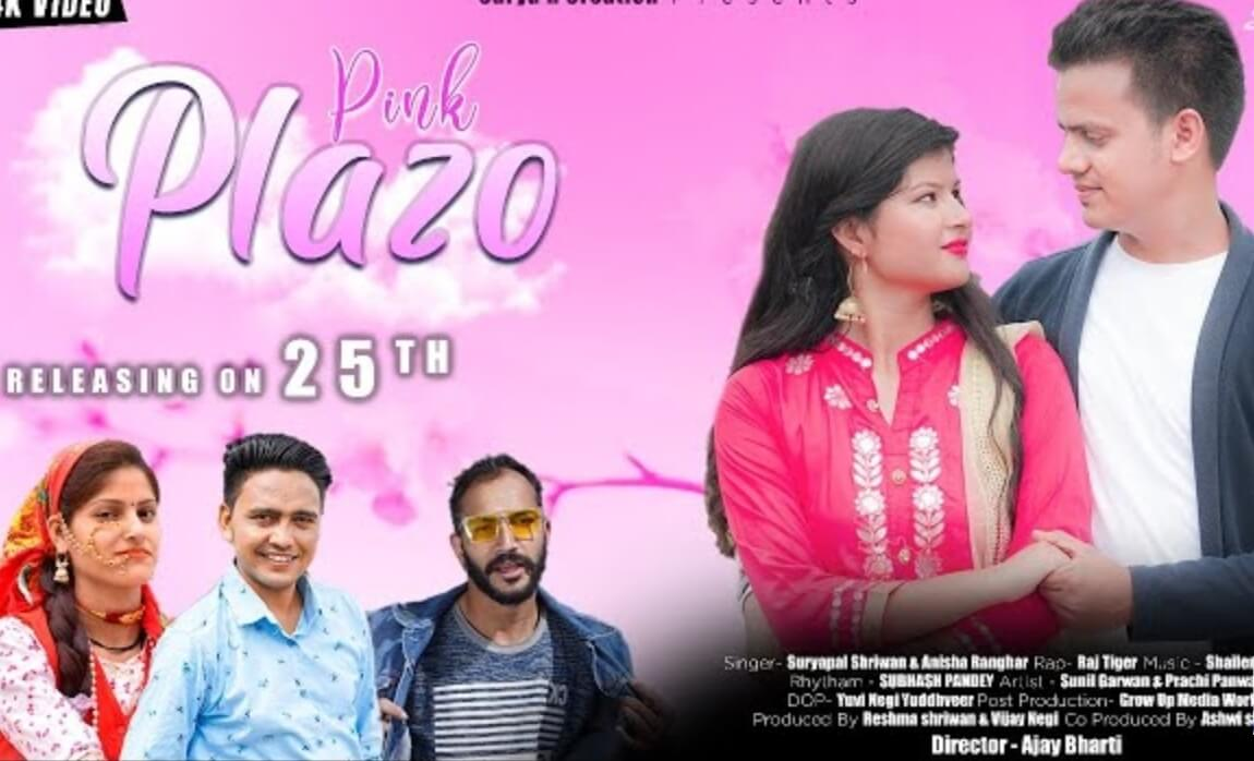 Pink plazo song download